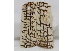 SOLD!ICE CRACKLE BARK MAMMOTH IVORY 1911 GRIPS A-1064
