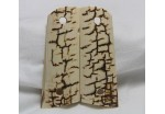 COMPACT/OFFICER ICE CRACKLE BARK MAMMOTH IVORY 1911 GRIPS A-1101