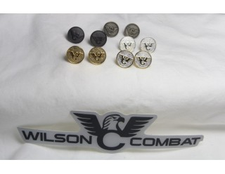 AVAILABLE....WILSON COMBAT MEDALLIONS