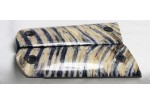 CHARCOAL MAMMOTH TOOTH IVORY 1911 GRIPS A-1244