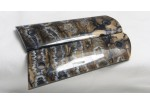 SOLD!CHARCOAL MAMMOTH TOOTH IVORY 1911 GRIPS A-1184