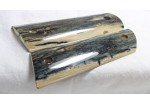 Sold!BLUE BARK MAMMOTH IVORY 1911 GRIPS A-1344