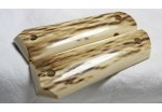 ED BROWN STYLE BOBTAIL MAMMOTH IVORY 1911 GRIPS A-1438