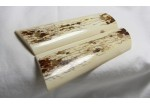ICE CRACKLE BARK MAMMOTH IVORY 1911 GRIPS A-1354