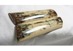 BARK MAMMOTH IVORY 1911 GRIPS A-1364
