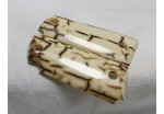 SOLD! KIMBER MICRO 380 ICE CRACKLE  MAMMOTH IVORY GRIPS A-1400