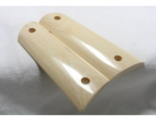 CREAMY COLORED MAMMOTH IVORY 1911 GRIPS A-1474
