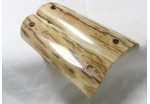 SOLD!BARK MAMMOTH IVORY 1911 GRIPS A -1491