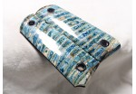 SOLD!BLUE SKY MAMMOTH TOOTH IVORY 1911 GRIPS A-1562