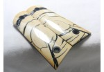 SOLD!CROSSCUT MAMMOTH IVORY 1911 GRIPS A-1565