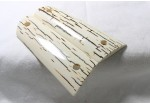 ICE CRACKLE BARK MAMMOTH IVORY 1911 GRIPS A-1695