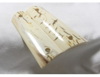 SOLD!LITE ICE CRACKLE BARK MAMMOTH 1911 GRIPS A-1718