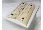 LITE ICE CRACKLE BARK MAMMOTH IVORY A-1900