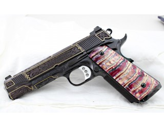 MAMMOTH TOOTH IVORY 1911 GRIPS A-1997