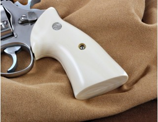 A SPECIAL ORDER! S&W N-Frame Presentation Elephant Ivory grips