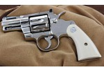 A SPECIAL ORDER! Antique Elephant Ivory Colt Python Grips
